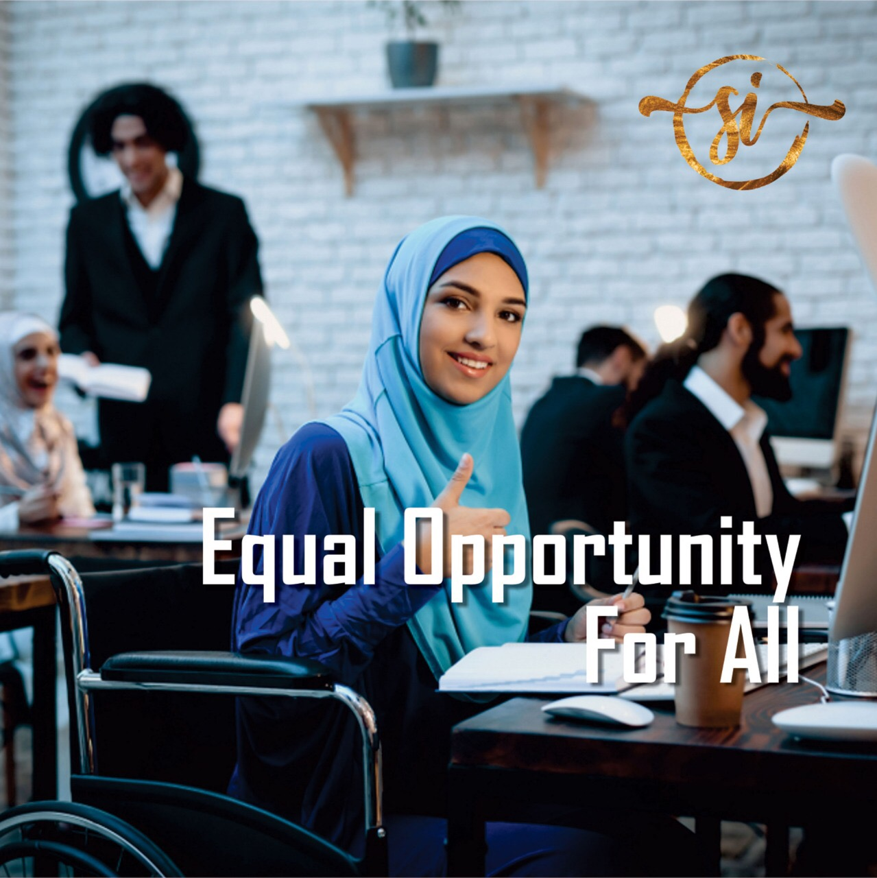 Differently Abled - Equality