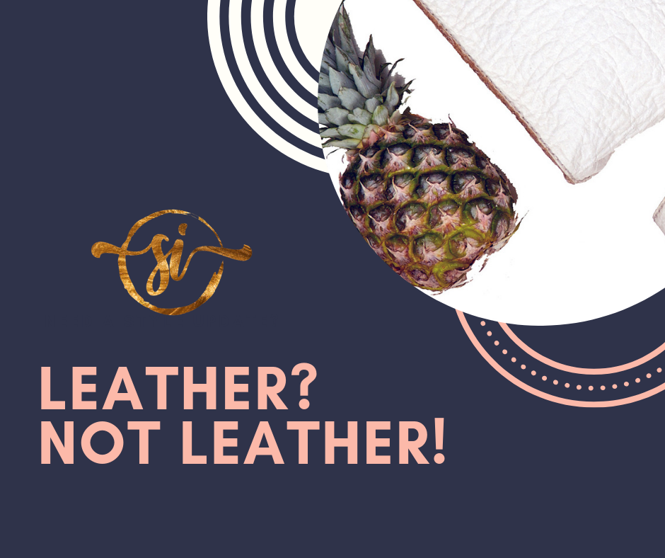 Leather Not Learher